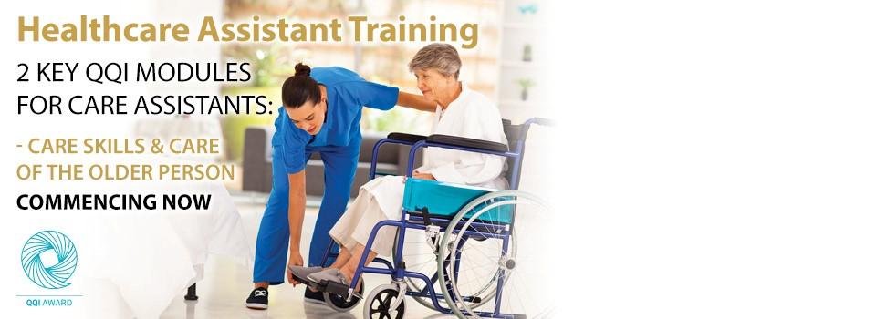 New – QQI Healthcare Course