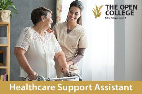 Online QQI Healthcare Assistant Course