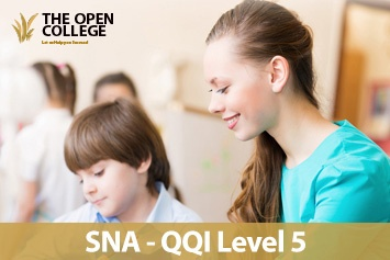 Online QQI SNA course - Level 5