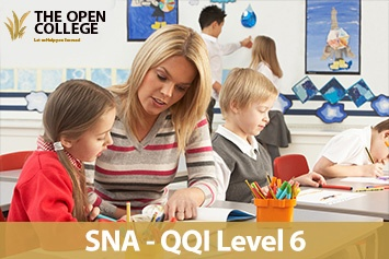 Online QQI Special Needs Assistant course
