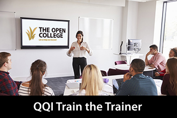 QQI Train the Trainer Online Course - 6N3326 | FETAC Level 6
