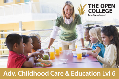 Qqi Level 6 Childcare Training Courses 6m2007 Fetac Major Award
