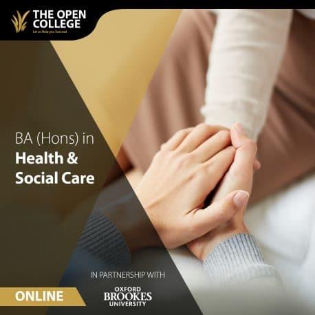 Online Social Care Degree