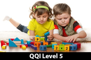QQI Child Development 5N1764 - Online Level 5 Course