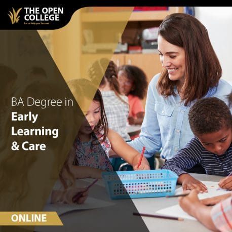 Online Early Childhood Care & Education Degree